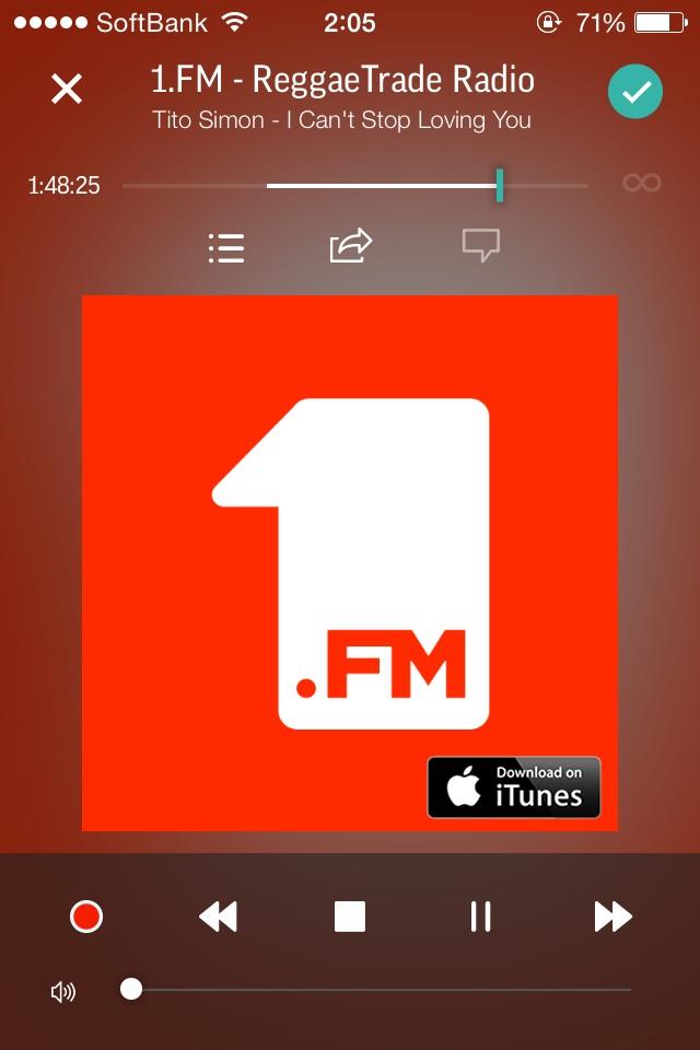 1.FM- Reggae Trade Radio