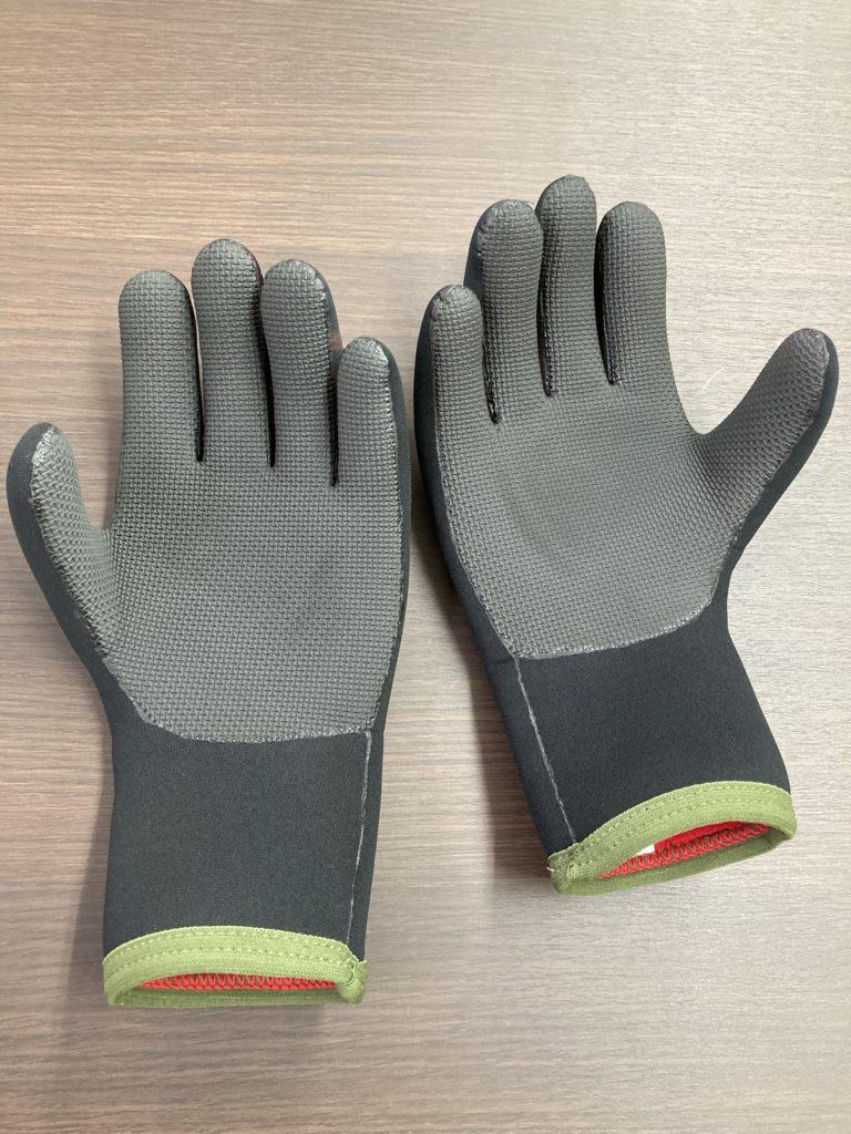DANBEAR(ダンベアー)の手袋の手のひら側