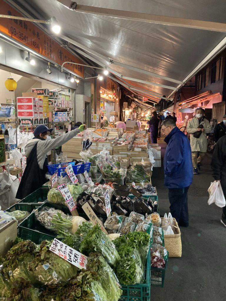 築地場外市場3